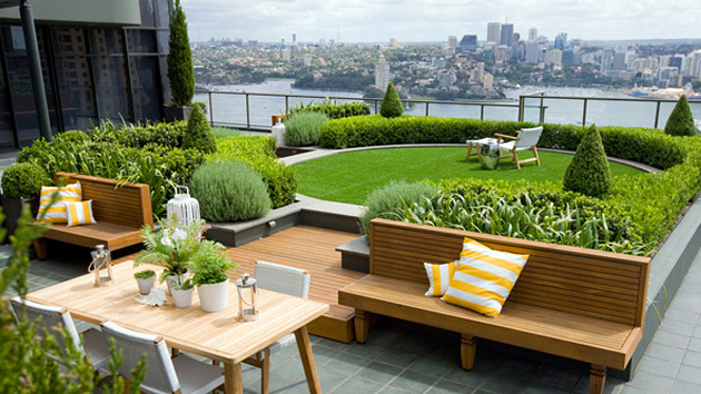 20 Beautiful And Inspiring Roof Top Garden Designs And Ideas The