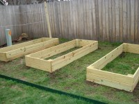 PDF DIY Raised Wood Garden Bed Plans Download quick wood ...