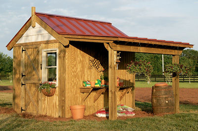 10 Inspiring Garden Shed Plans And Ideas Do It Yourself The Self