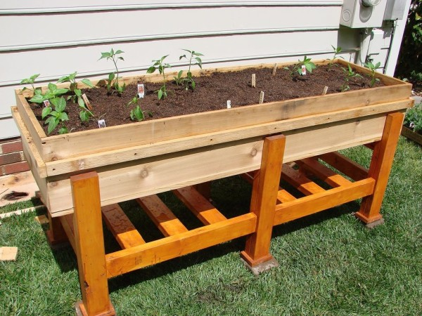 12 Outstanding DIY Planter Box Plans Designs And Ideas The Self