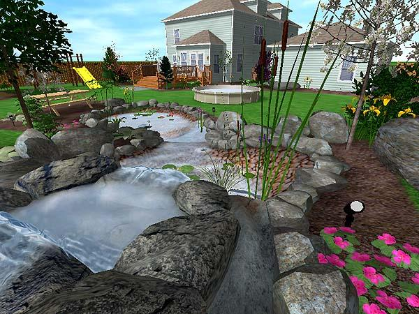 8 free garden and landscape design
