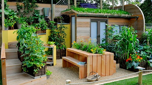 Clever ideas to grow in a limited space the self sufficient living