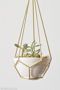 16 Lovely Diy Hanging Planter You Can Make Easily | The ...