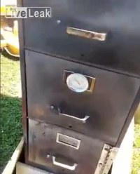 8 File Cabinet Smokers