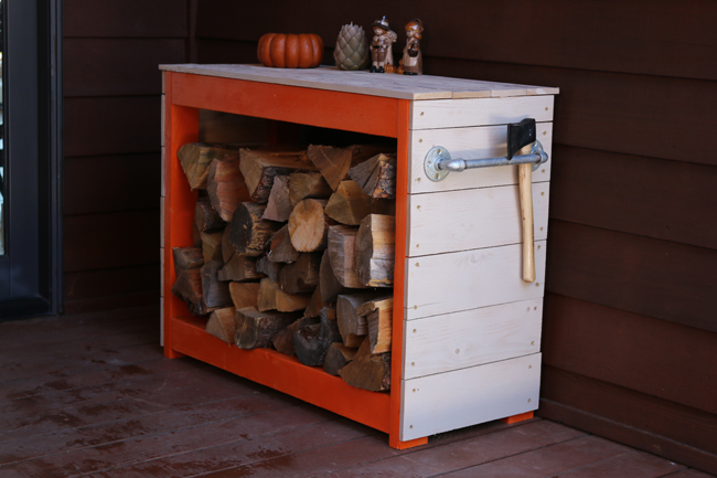 17 diy firewood rack plans simple and easy way to store wood laptrinhx news