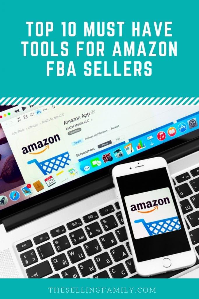 fba toolkit sales rank