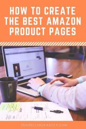 Comment créer les MEILLEURES pages de produits Amazon