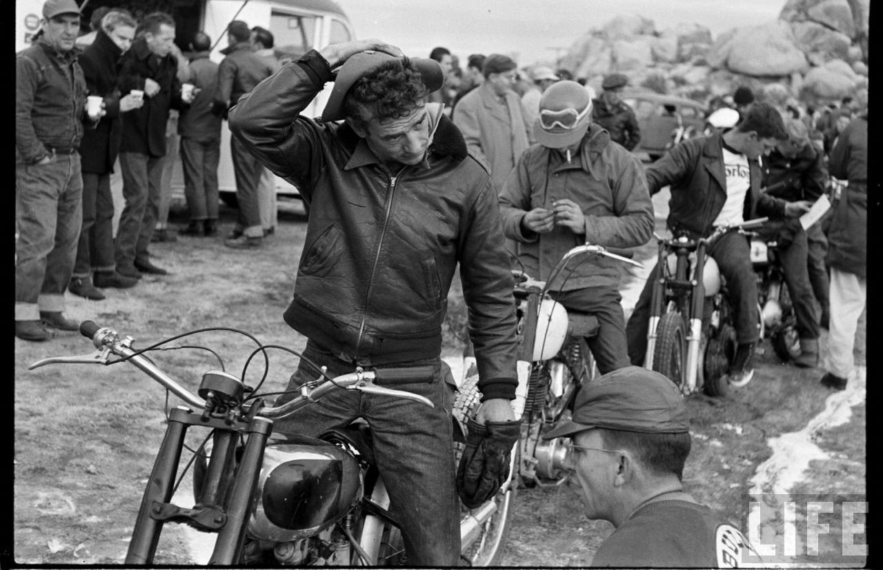 National Motorcycle Race