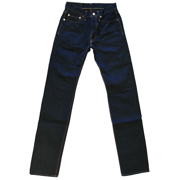Samurai 17oz S5000 Natural Indigo Jeans - $665