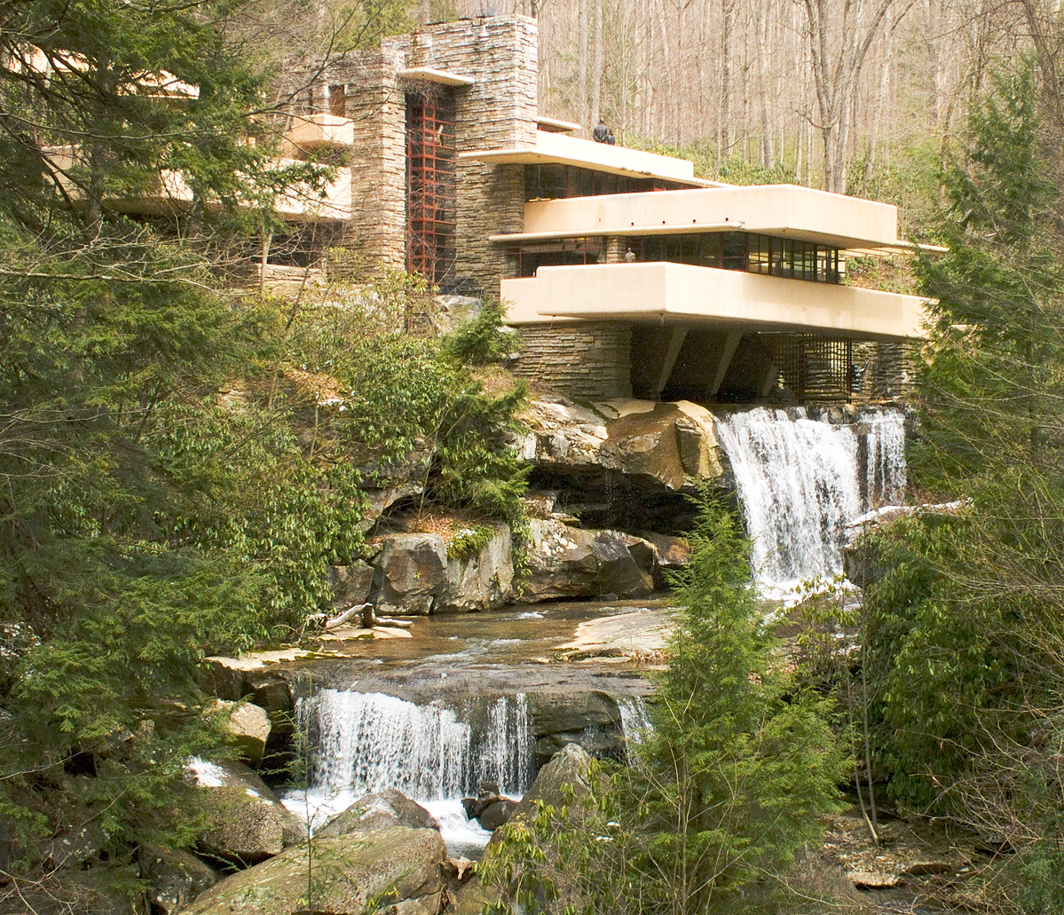 The World is Not Enough Frank Lloyd Wright the greatest American architect of all time