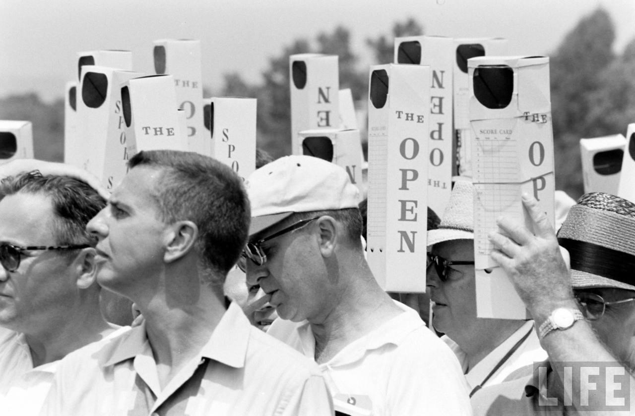 1962 Golf Open
