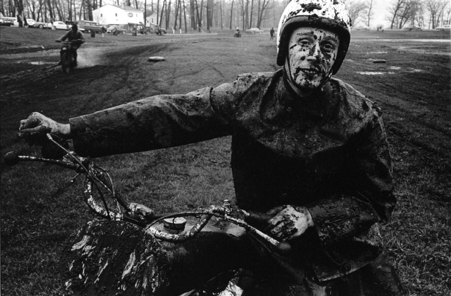 from The Bikeriders by Danny Lyon