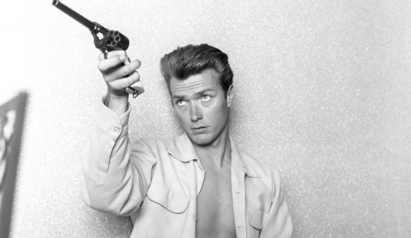 Back when Clint Eastwood was more Beefcake than Badass.