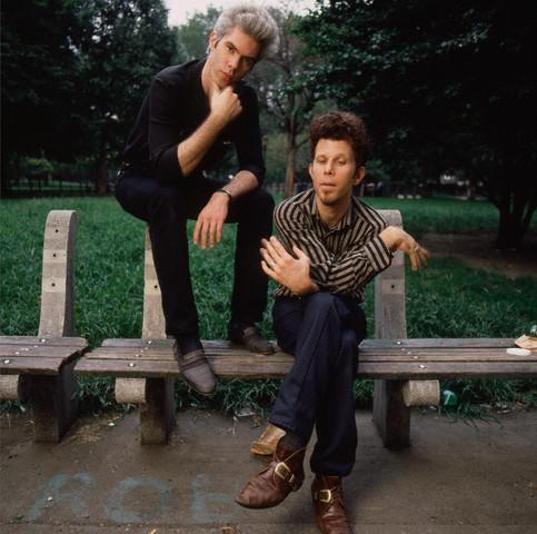 Jim Jarmusch and Tom Waits
