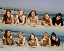 the runaways band creem bird finger