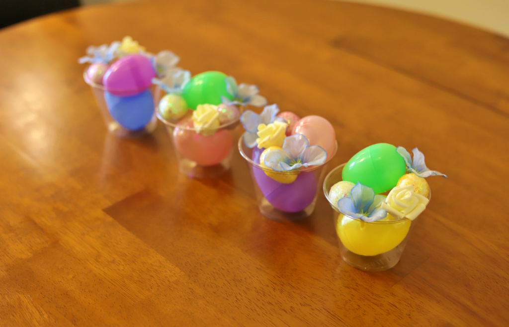 A Quick and Easy DIY Easter Centerpiece