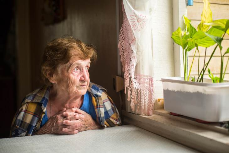 Senior-Loneliness