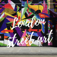 LONDRA STREET ART: GUIDA AI QUARTIERI DELL'EAST LONDON