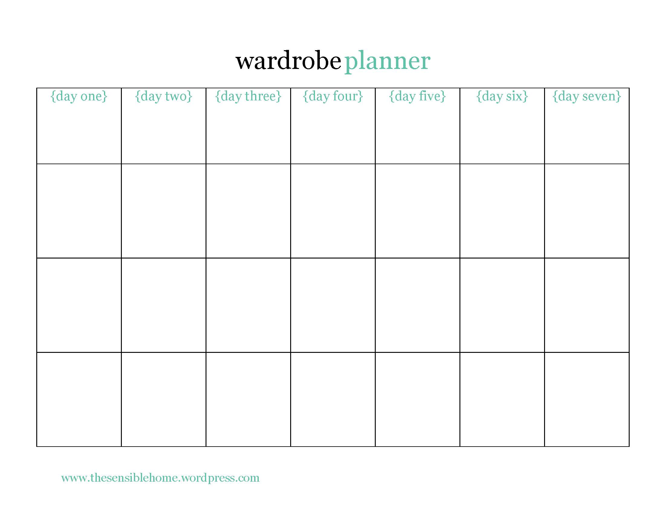 Online Calendar Trip Planner   Calendar Month Questions