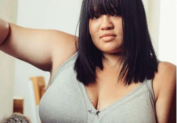 nursing bras for plus sized women