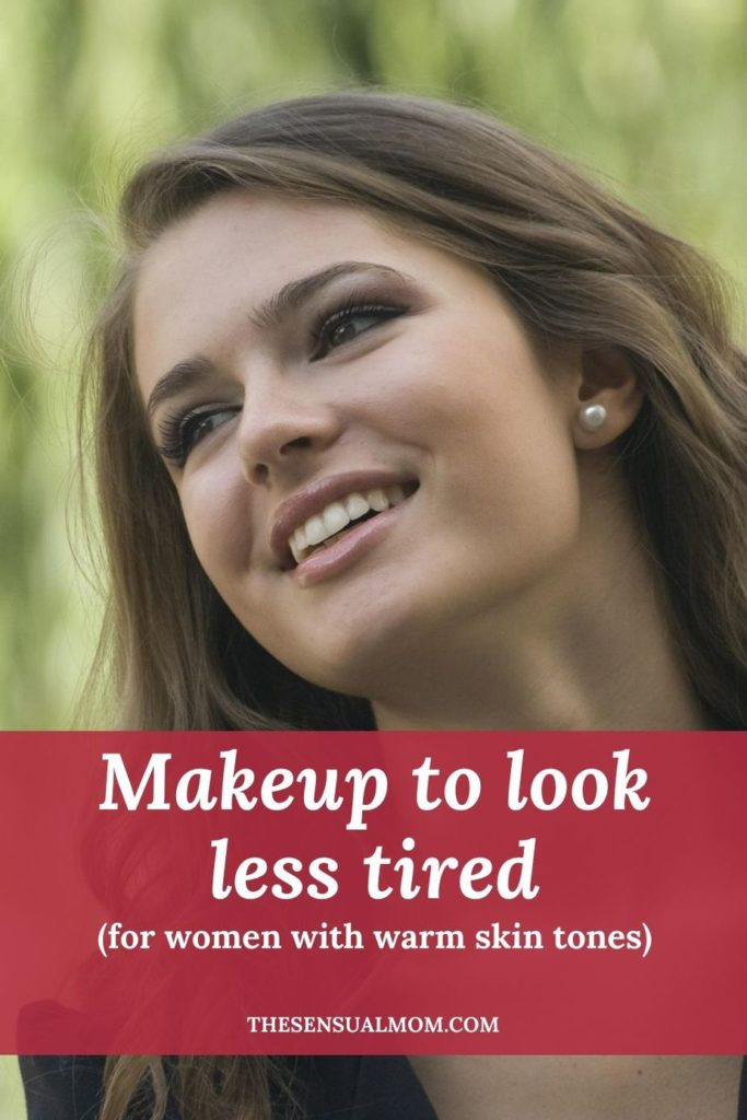 makeup for women with warm skin tones