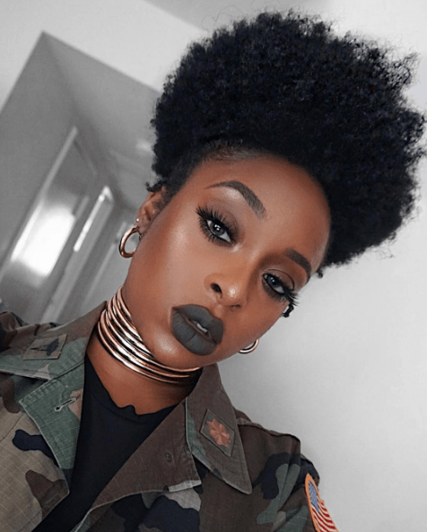 Natural Hairstyles From Instagram Fab Ng