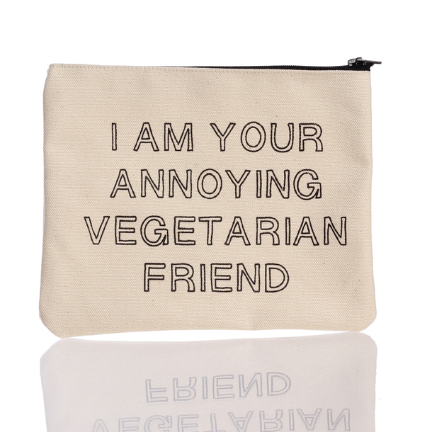 vegetarian friend