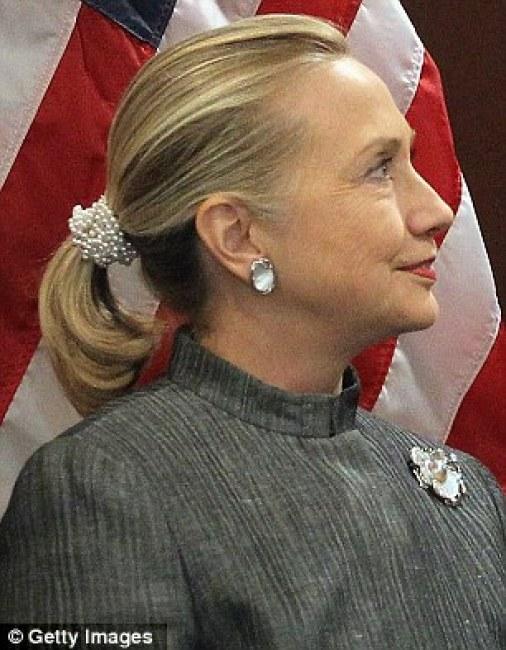 hillary scrunchies