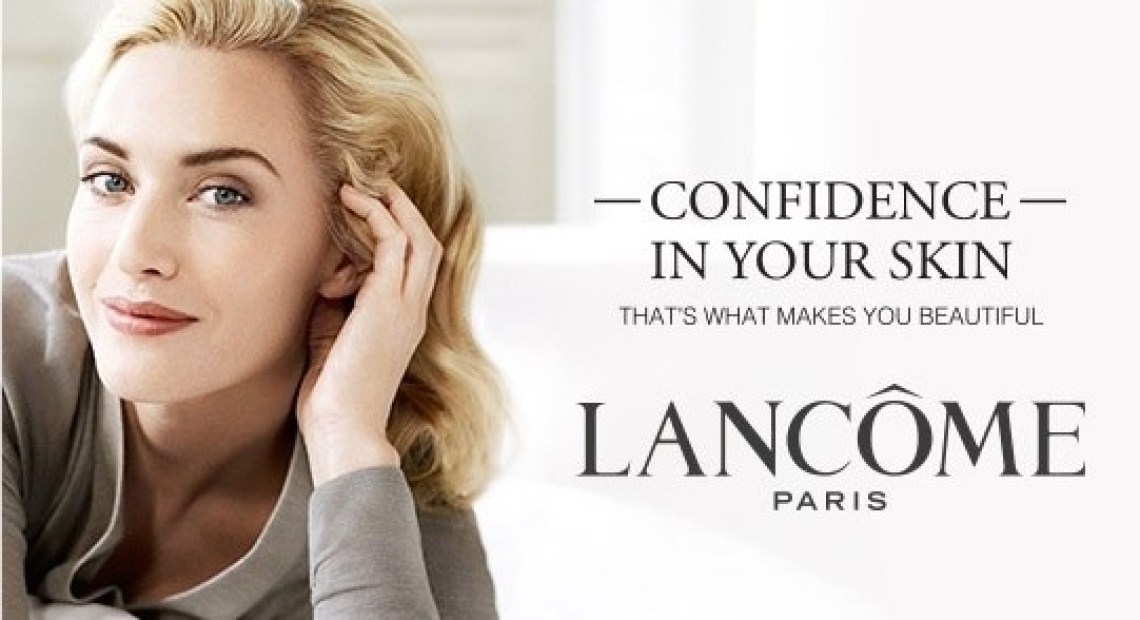 kate winslet lancome terrible ad