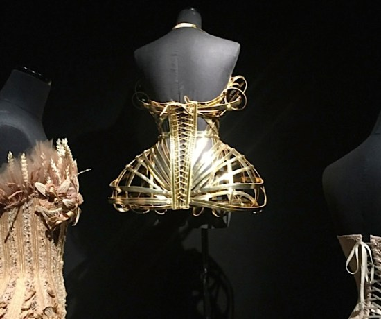 gaultier exhibit