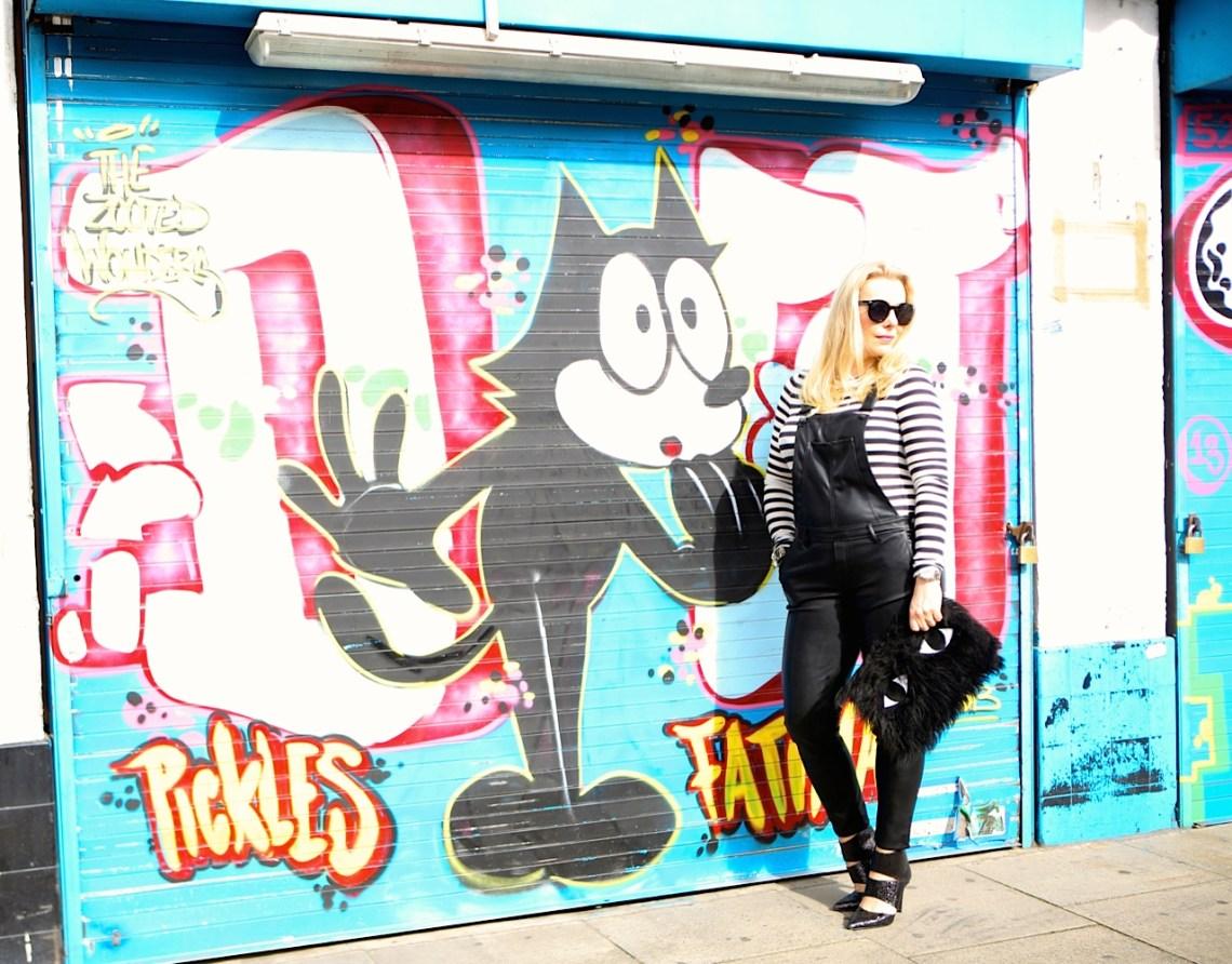 Graffiti overalls