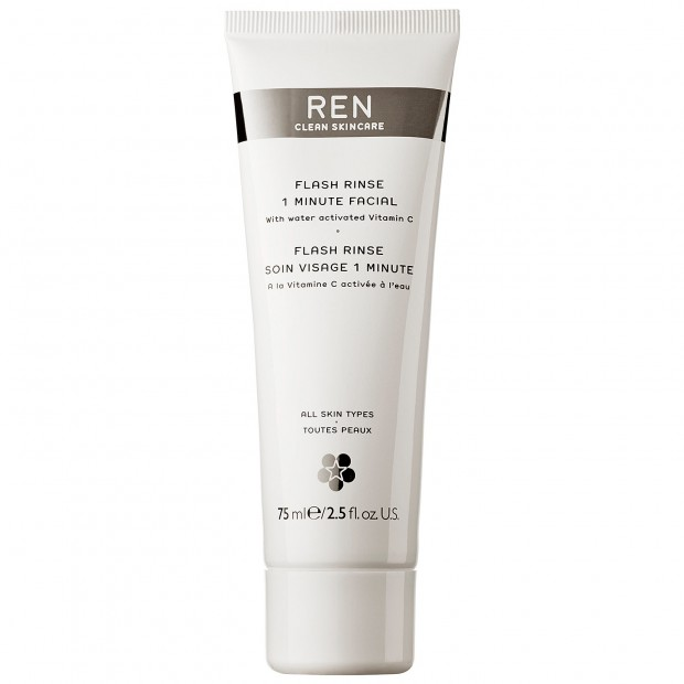 Ren One Minute Facial