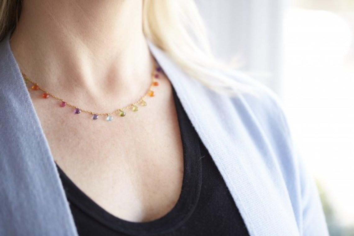 marie helene de taillac necklace