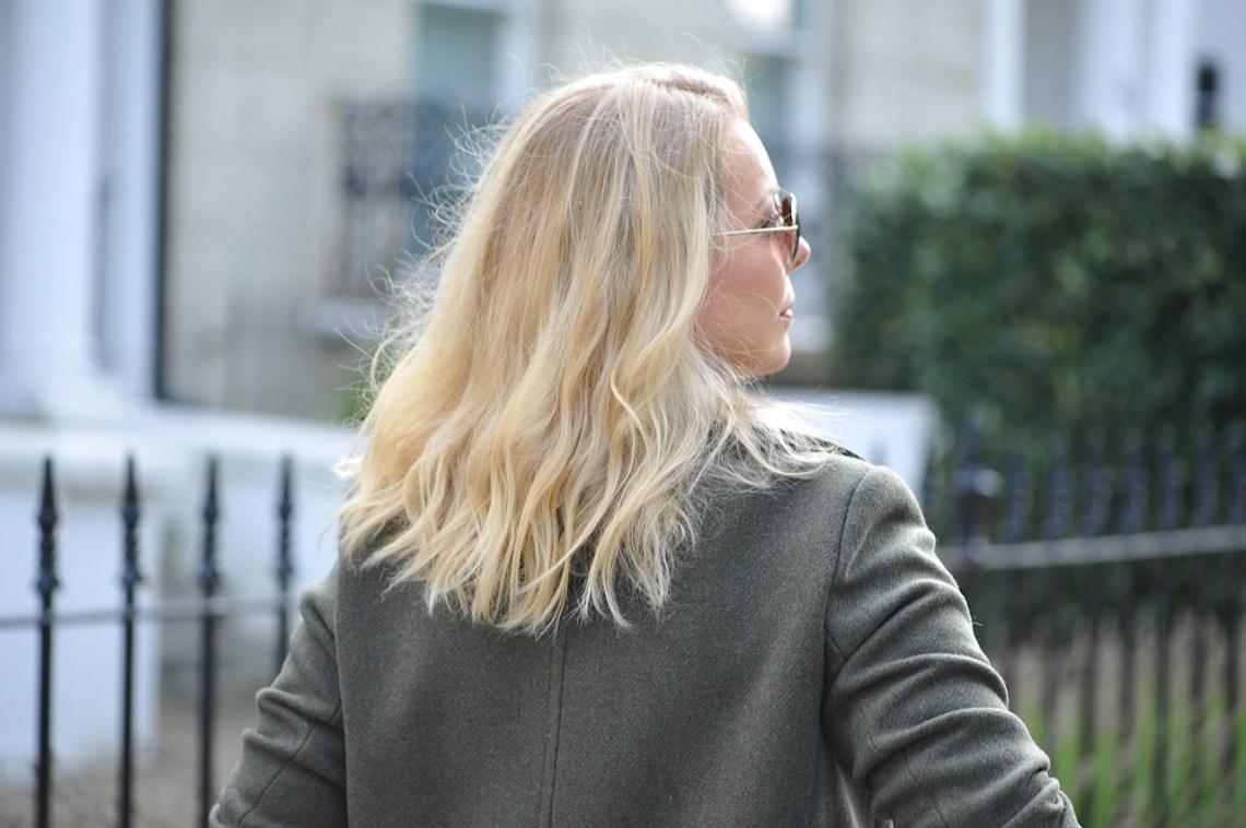 back M&S coat