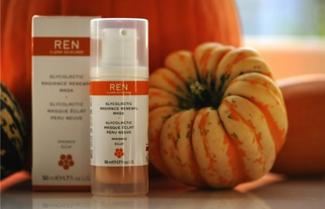 Ren Glycolic radiance renewal mask