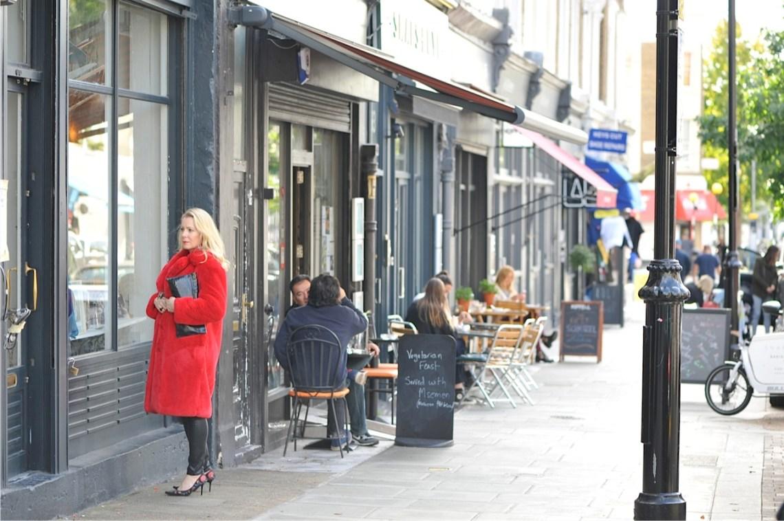 Golborn Road London