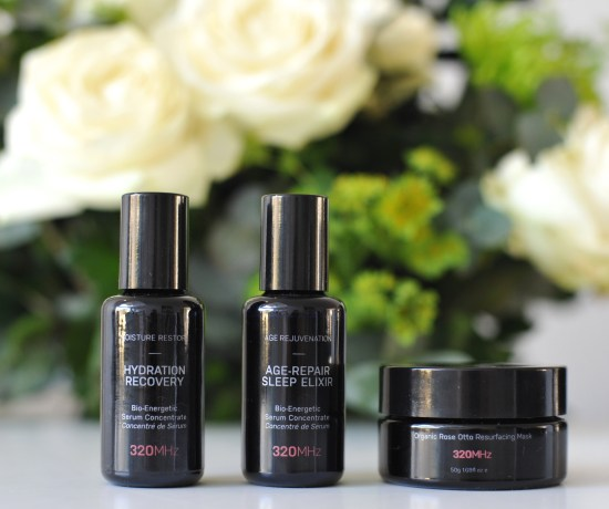 320MHz skincare review
