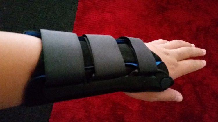 Wristbrace