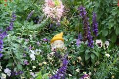 My friends delightful garden