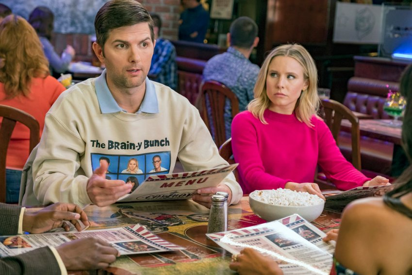 "The Good Place' Season 3 Episode 3 Recap: ""The Brainy Bunch"""