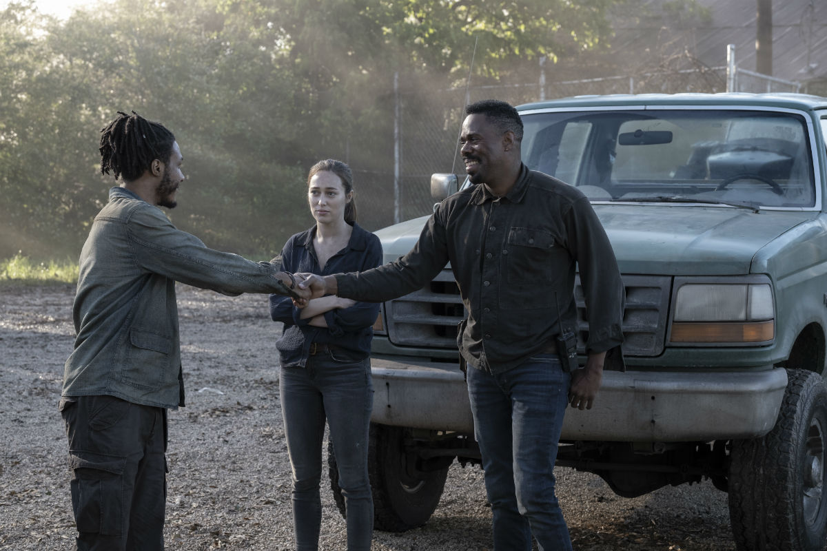 "Fear the Walking Dead' 5×11 Recap: ""You're Still Here"" | The"