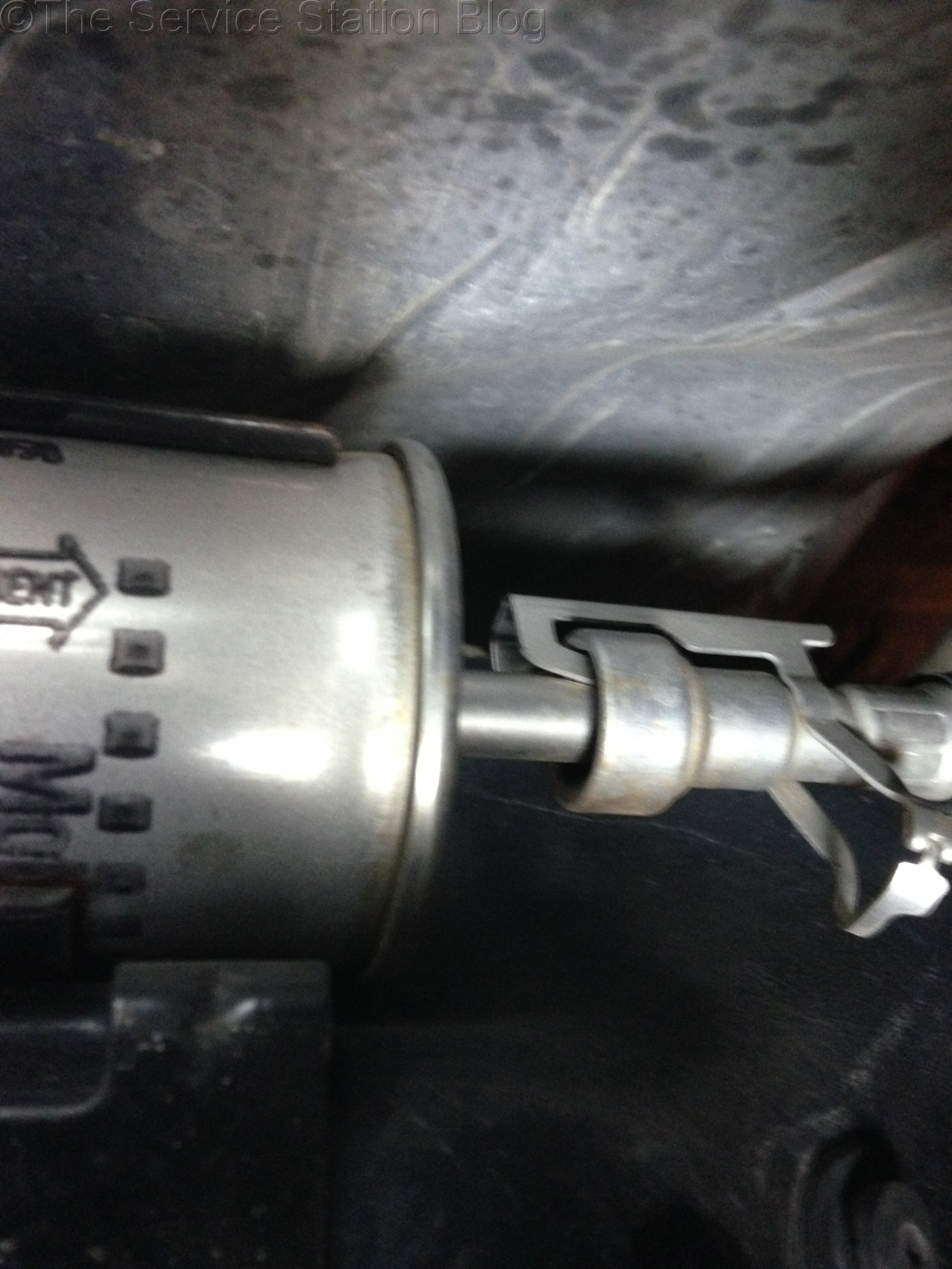 hight resolution of fuel filter replacement u2013 2005 mercury mountaineer the serviceimg 1547 st the service station blog