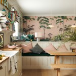 Ways To Incorporate Banquette Seating Into Your Kitchen