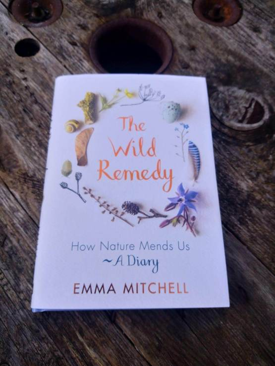 The Wild Remedy Book by Emma Mitchell