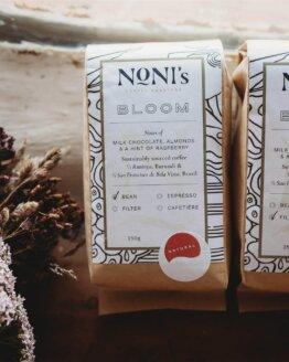 Bloom coffee duo