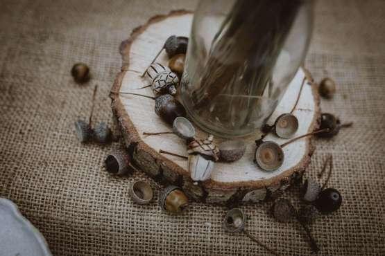 ceramic acorns lifestyle