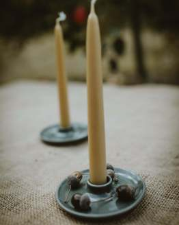 grey candle holder main