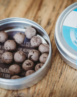seedball tin close up