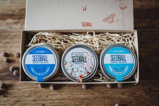 seedball tins gift set