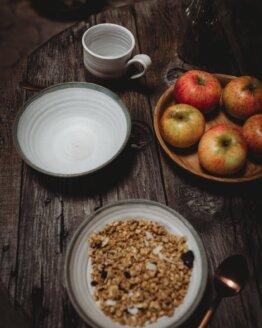tim fenna stoneware breakfast bowls
